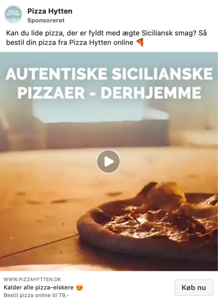 Pizzahytten Case